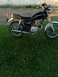 Moto intrude