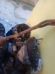 Motor e caixa de ar uno fire 1.0