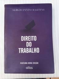 Título do anúncio: Livro Direito do Trabalho