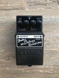 Pedal Boss FDR-1 '65 Fender Deluxe Reverb Amp