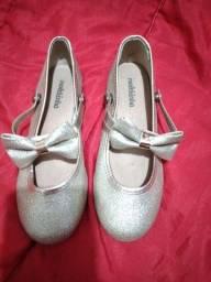 Desapego calçados Menina 32/33