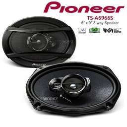 Alto Falante Pioneer Ts-a6966s 6x9 420w
