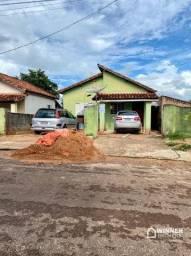 Casa com 2 dormitórios à venda, 69 m² por R$ 120.000,00 - Residencial Bandeirantes - Juara