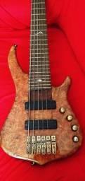 Título do anúncio: Contra Baixo 6 Cordas Top Luthier