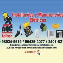 Eletricista de Manutenções