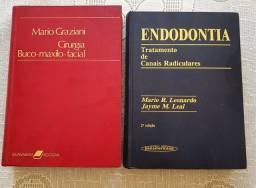Livros de odontogia,