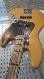 Fender Squaier jazz bass 4 cordas by. indonésia