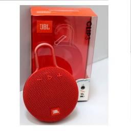 Caixa De Som Jbl Clip 3 Portátil Bluetooth Sem Fio à prova d?água em ate 12x R$31,95.