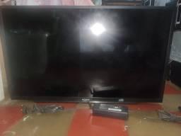 Tv Sony bravia 32 tela trincada