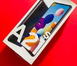 Samsung Galaxy A21s 64GB - Novo Sem Uso - Torro Urgente !!!!!!