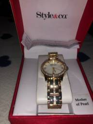 Vendo  relógio STYLE&CO