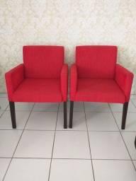 Cadeiras de compor