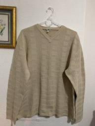 Casaco de lã Masculino - Tam G