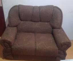 Vendo sofá 2x3 lugares