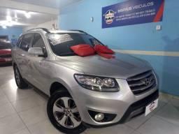 Título do anúncio: Hyundai santa fÉ 2012 2.4 mpi 2wd 16v gasolina 4p automÁtico
