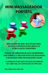 Mini Massageador Portátil