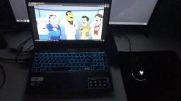 Notebook Gamer GTX1050