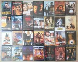Vendo dvds em ótimos estado alguns lacrados