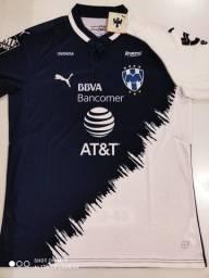Camisa Monterrey Third Puma 18/19 - Tamanho: G