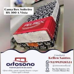 Título do anúncio: Cama Cama Box de Solteiro // Promoçao 30