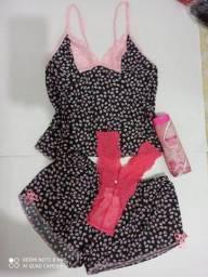 Baby Doll Estampado