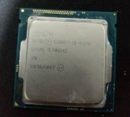 Processador i3 4170 3.70GHz LGA1150