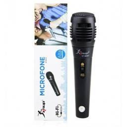 Microfone novo original Knup