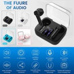 Fone de ouvido F60 pro, (Diferenciado) bluetooth