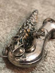 Saxofone Alto Buescher Low Pitch True Tone - 1928 - RELIQUIA