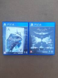 Batman Return to Arkham & Arkham Knight - Ps4