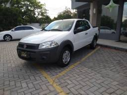 FIAT Strada Fiat Strada Working HARD 1.4 Fire Flex 8V CD - Branco - 2020