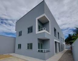 SI - Apartamento novo em frente ao Max Atacadista, 2 quartos, 2 banheiros, varanda