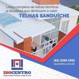 Título do anúncio: Isocentro possui a mais completa linha de Telhas Térmicas para a sua obra!