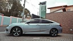 Honda civic 2017 1.5 16v turbo gasolina touring 4p cvt
