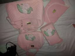Título do anúncio: Vendi kit de bolsa maternidade