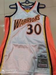 Título do anúncio: Regata NBA basketball Warriors Stephen Curry