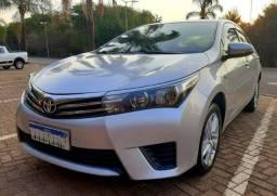 Título do anúncio: Toyota Corolla GLI 1.8 flex automático