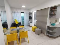 Título do anúncio: Apartamento para venda possui 56 metros quadrados com 2 quartos em Ponta Negra - Natal - R
