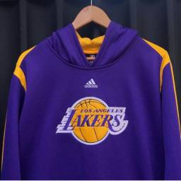 Moletom Original Adidas Los Angeles Lakers