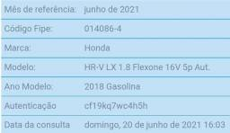 HRV LX 25.000 km