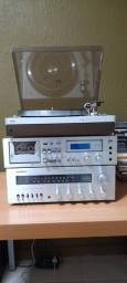 Toca disco philips  receiver gradiente