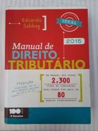 Título do anúncio: Livro de Direito Tributário