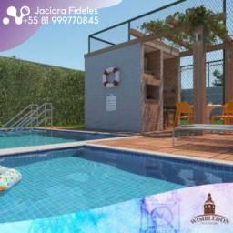 Título do anúncio: JF Apartamento com 2 quartos, varanda e área de lazer completa e equipada