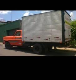 Título do anúncio: Frete baú Manaus frete