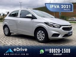 Chevrolet ONIX LT 1.0 8V Flex 5p Mec. - IPVA 2021 Pago - Muito Novo - Raridade - 2019