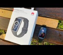 Título do anúncio: Huawei Band 6 e Xiaomi mi Band 6 e 5 - Lacrado original @xiaomiolindaa
