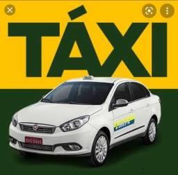 Permissão de taxi