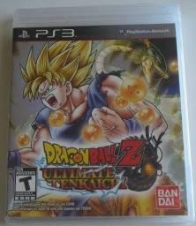 Título do anúncio: Jogo PS3 Dragon Boll Z