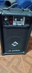 Caixa de Som - perfeito estado LL áudio 100