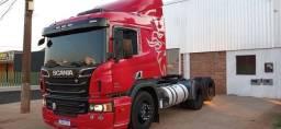 Título do anúncio: Scania P360, automático, ano 2013